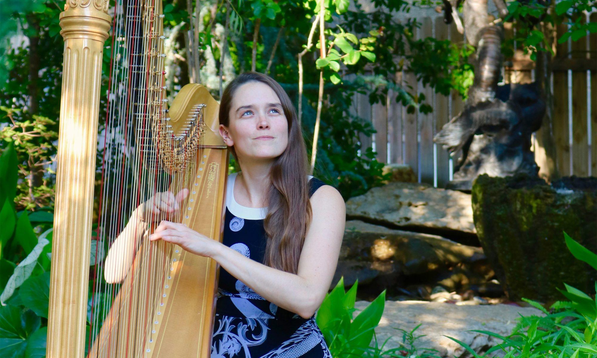 Jennifer Betzer | Harpist